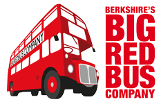 The BIG Red Bus Company Logo