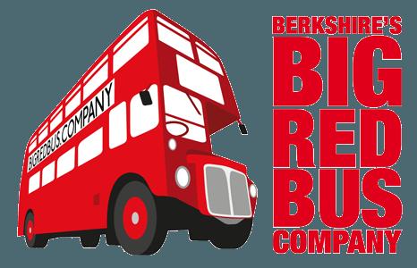 The BIG Red Bus Company Retina Logo