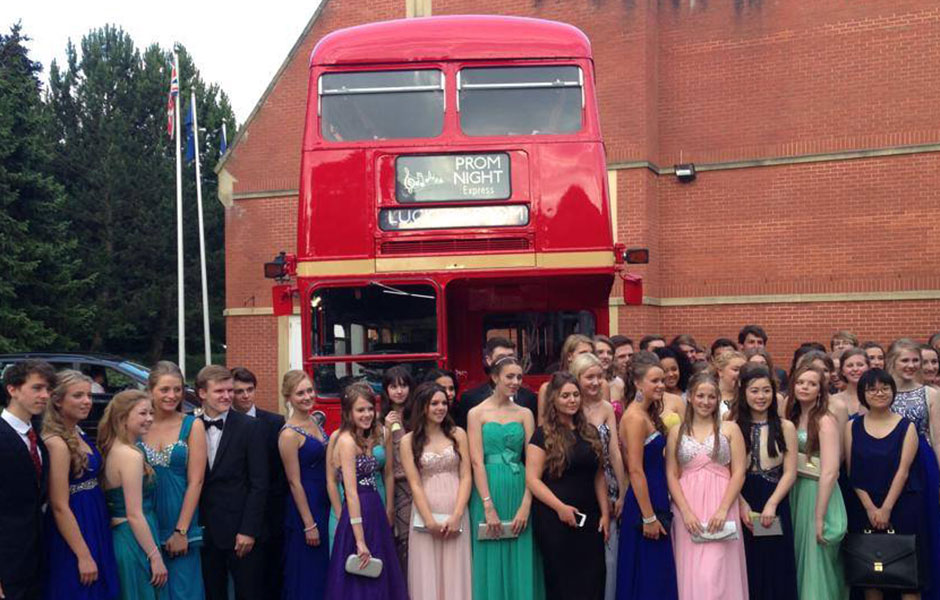 Prom Hire